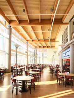 STUDENT UNION, UNIVERSITY OF WISCONSIN, River Falls, Wisconsin / Workshop Architects