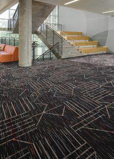 "ECUPP 24"" x 24"" Textured Pile Carpet Tile"