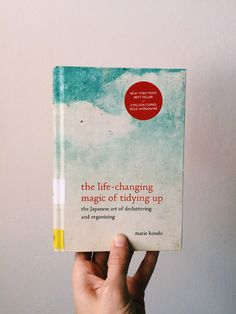 tidying = life changing?
