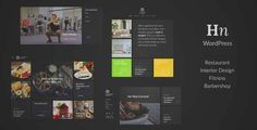 Download and review of Hudson – Creative Responsive Retina-Ready Theme, one of the best Themeforest Creatives themes