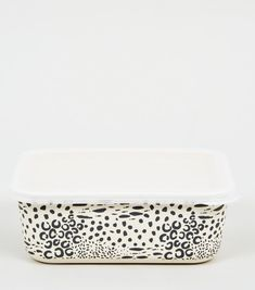 Black Leopard Print Bamboo Lunch Box | New Look Black Pattern, New Look, Bamboo, Lunch Box, Stylish, Box Store, Gift Ideas, Food, Products