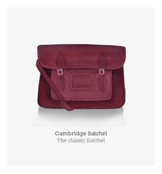 Cambridge Satchel - The classic Satchel. Handbags are a girl's best friend by Silvia Cairol, via Behance Girls Best Friend, Best Friends, How To Make Handbags, Cambridge Satchel, Satchel Handbags, Watercolors, Behance, Classic, Collection