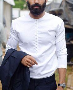 White Indian Shirt