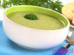 Zielona, kremowa zupa brokułowa idealnie pasuje do menu wielkanocnego obiadu. Zobacz, jak możesz ją przygotować!