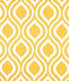 Premier Prints Emily Corn Yellow Slub Fabric - $10.98 | onlinefabricstore.net #table #entertaining