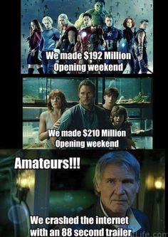 Amateurs!!