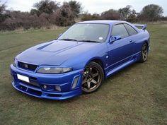 Bayside Blue R33 GTR33 V-Spec - GT-R Register - Nissan Skyline and GTR Owners Club forum