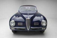 1949 Alfa Romeo 6C 2500SS SWB Pininfarina Cabriolet