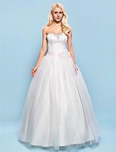 bola vestido namorada do assoalho-comprimento vestido de no... – EUR € 164.99