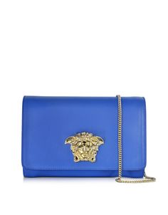 70d828f11934 Versace Lunar Palazzo Leather Crossbody at FORZIERI Leather Crossbody