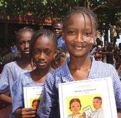 Guinea schoolgirls - Guinea - Wikipedia, the free encyclopedia