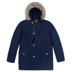 2be4f3aa4ef0 BYRD CLOTH ARTIC PARKA DF