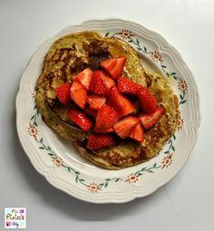 Quick &  easy oatmeal pancakes Snelle, gezonde havermoutpannenkoeken Ze zijn getest, ok wel niet de gezondste versie ervan maar wel lekker