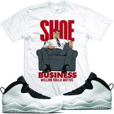 Jordan 10 Im Back Sneaker Tees Shirt - SHOE BUSINESS