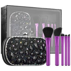 SEPHORA COLLECTION Make an Entrance Clutch Brush Set #Giftopia #Sephora #gifts #holiday2013