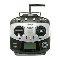 Jumper T8SG Multi-Protocol 2.4G 10CH Compact Transmitter for Flysky Frsky DSM2 Walkera Devo Futaba