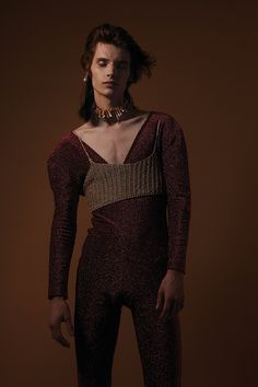 'Courtiers' (Masses Magazine Winter 2014), shot by Nicolas Coulomb & Florence Tetier and styled by Georgia Pendlebury.