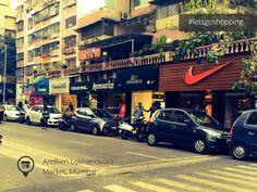 Andheri Lokhandwala Market - Mumbai