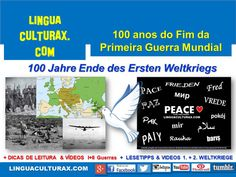 Portuguese, Blog, German, Peace, Learning, Learn German, World War I, Reading Tips, You Complete Me