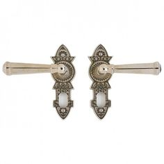 bronze decorative door handles with many knob lever and finish options