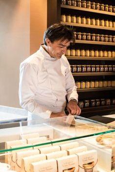 Le Terroir Parisien Palais Brongniart de Yannick Alléno - Rillette Bar.