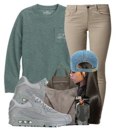 """""""Untitled #649"""" by b-elkstone ❤ liked on Polyvore featuring ONLY, NIKE and TSATSAS"""