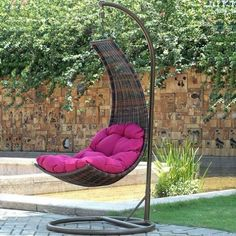 Merveilleux ComfyDwelling.com » Blog Archive » 87 Cool Hanging Chairs For Indoors And  Outdoors