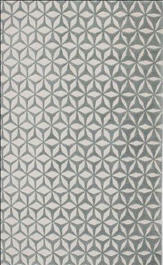 Stella. Hier brauchst du keine Hausschuhe: die Wolle des Teppichs ist wunderbar weich. Er wurde von Hand in Indien gefertigt. Sein 3D-Effekt ist das Ergebnis unterschiedlicher Tufttechniken: so ist der Schlingenflor niedriger als die hochgetufteten Fäden in Chartreuse.