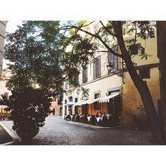 Piazza Margana #Rome