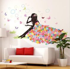 Classification: For Refrigerator,For Tile,For Wall,Furniture Stickers,Window Stickers Style: Creative Specification: Single-piece Package Pattern: Plane Wall Sticker Scenarios: Wall Theme: Abstract Mo