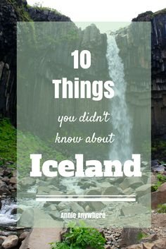 I never stop learning about Iceland. There's more surprising thing about this country than the cohabitation of fire and ice. #Iceland #Travel
