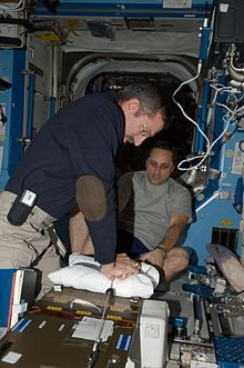 In space, there is a different gravitational pull than there would be on Earth.  The lack of gravity can affect parts about you including hand-eye coordination, balance, and overall physical capability.  If astronauts don't exercise properly, they can experience muscle atrophy and bone mass loss.  Medications that have been made specifically for astronauts can be good vitamin D supplements or preventing bone loss.  This development in medical technology can keep astronauts physically…