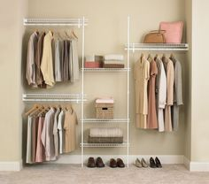 Install shelving systems in every room to add storage. | 27 Cheap Ways To Upgrade Your Home