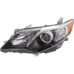 2012-2014 Toyota Camry Head Light LH, Lens And Housing, Hid