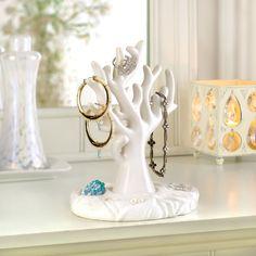 Anemone Jewelry Stand