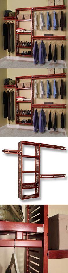 Closet Organizers 43503: New 42 Portable Closet Wardrobe Organizer Home  Clothes Storage Rack 5 Shelf  U003e BUY IT NOW ONLY: $52.99 On EBay!