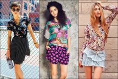 Prints Mixing Summer Fashion Look