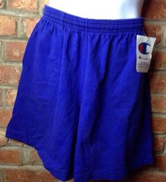 vtg 90's  made CHAMPION gym shorts, size L sweatpants  | eBay