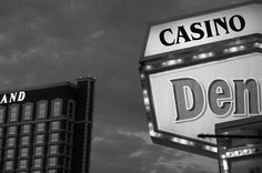 Casino And Den- 2009, copyright © Peter Welch, all rights reserved