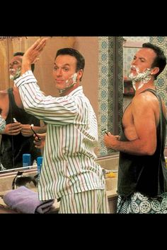 Michael Keaton Multiplicity