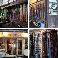 Guide to Fantastic Boutique Shopping in the Soho / Central area of Hong Kong