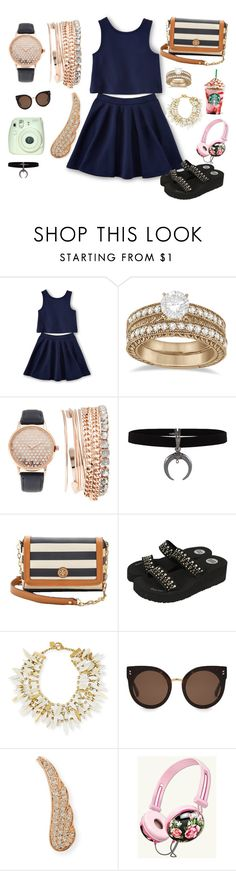 """Sin título #70"" by niall-772 ❤ liked on Polyvore featuring Allurez, Jessica Carlyle, Tory Burch, Ashley Pittman, STELLA McCARTNEY and Sydney Evan"
