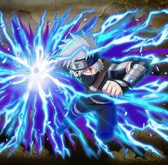 Kakashi Chidori, Kid Kakashi, Boruto Naruto Next Generations, Online Anime, Team 7, Naruto Shippuden, Kawaii Anime, Ninja, Illustration Art