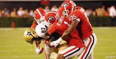Georgia looked the part of a top five football team on Saturday night, chewing up Vanderbilt, 48-3, at Sanford Stadium in Athens. Freshman running back Todd Gurley had 130 yards on 16 carries and two touchdowns in the game, which featured a hot start by Georgia. It was Vanderbilt's worst defeat in James Franklin's tenure.