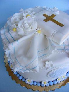 Krasi's christening cake, via Flickr.