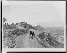 Skyline Drive ~ Canon City Colorado ~ 1900