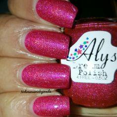 Aly's Dream Polish I Am Hologram