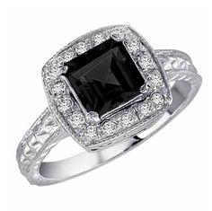 ★ Black Diamond ★ I am totally in LOVE with Black Diamonds <3