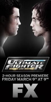 The Ultimate Fighter :D