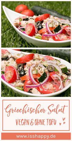 Caprese Salad, Pasta Salad, Vegan Barbecue, Vegetable Salad, Fabulous Foods, Couscous, Vegan Gluten Free, Tofu, Healthy Lifestyle